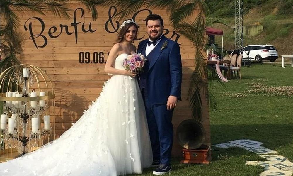 Beklenen düğün gerçekleşti!