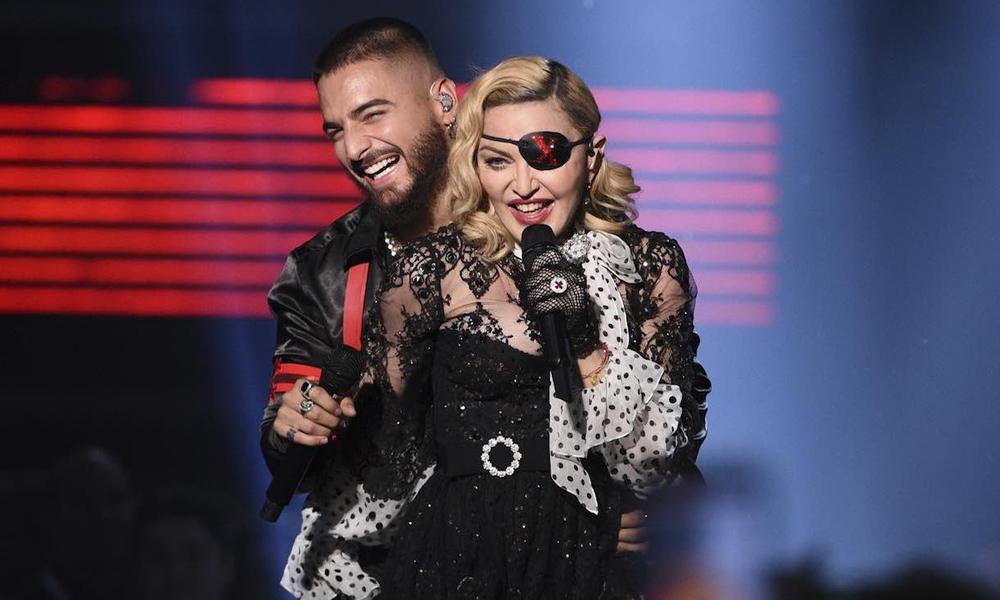 Madonna isyan etti!