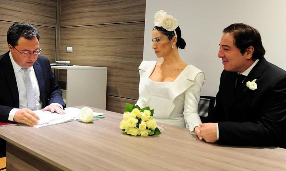 Fazıl Say ile Ece Dağıstan düğün yaptı!
