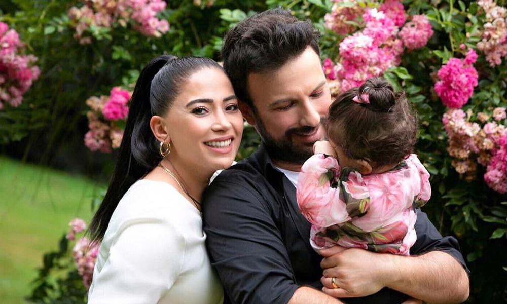 Tarkan'ın kızı Liya 1 yaşında