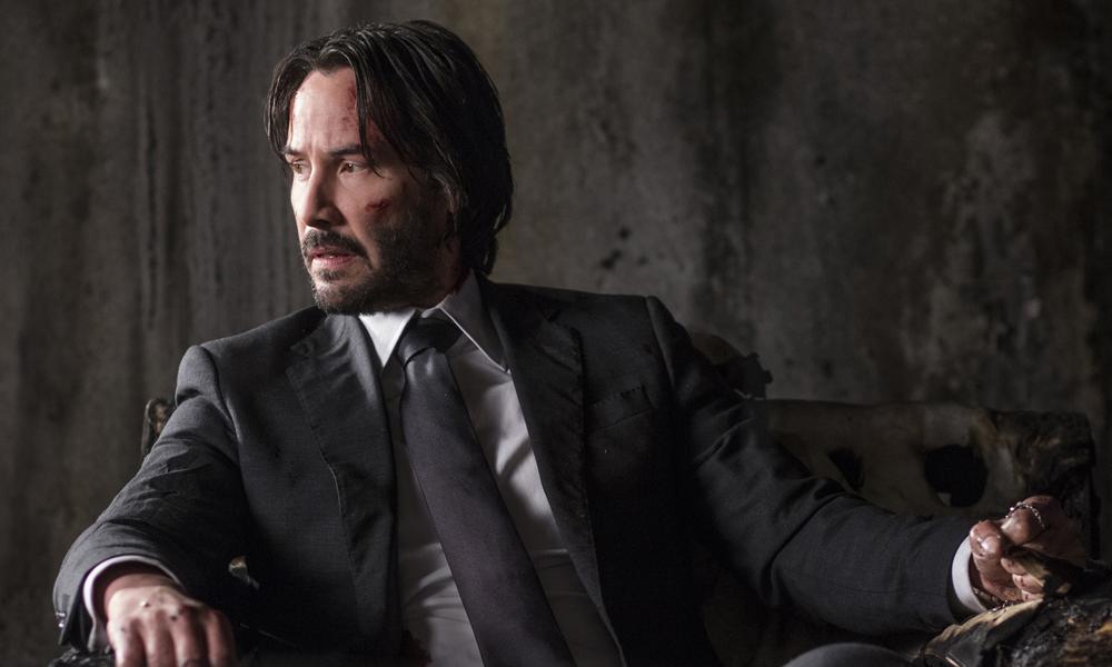 Keanu Reeves, yeni filmi için tanınmaz hale geldi