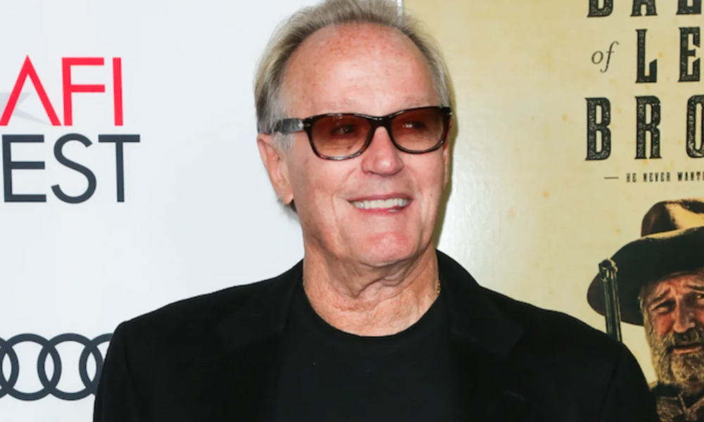 Efsane oyuncu Peter Fonda hayatını kaybetti