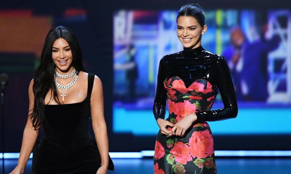 Emmy Ödülleri gecesinde Kardashian ve Jenner rüzgarı esti