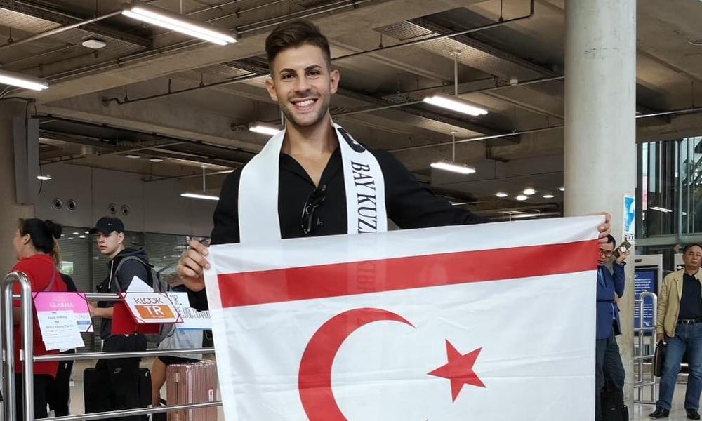 Kıbrıs'ı Tayland'da temsil edecek