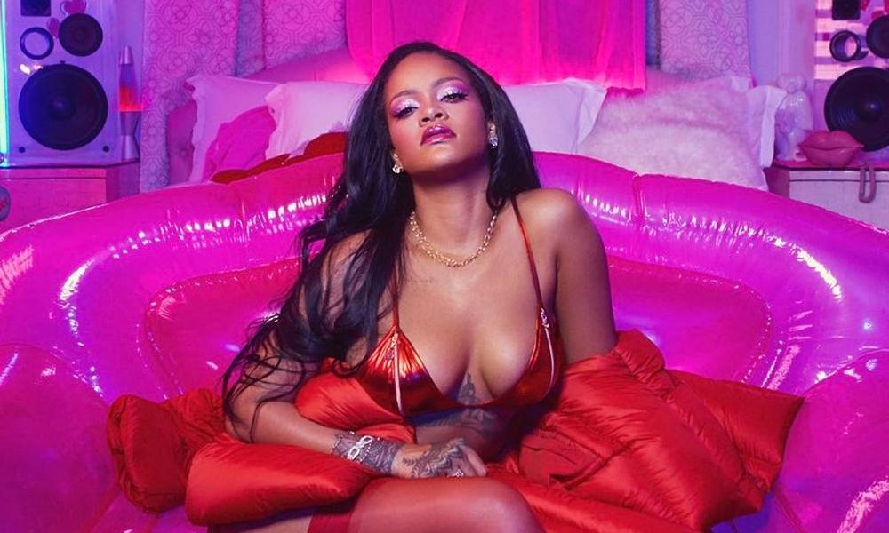 Rihanna'dan 5 milyon dolarlık bağış