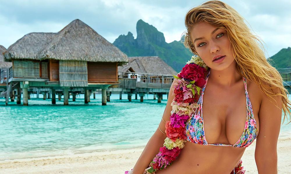 Ünlü model Gigi Hadid 5 aylık hamile