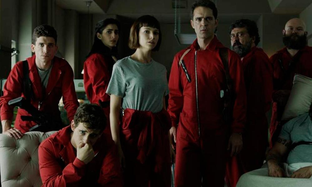 Koronavirüs Netflix'e yaradı