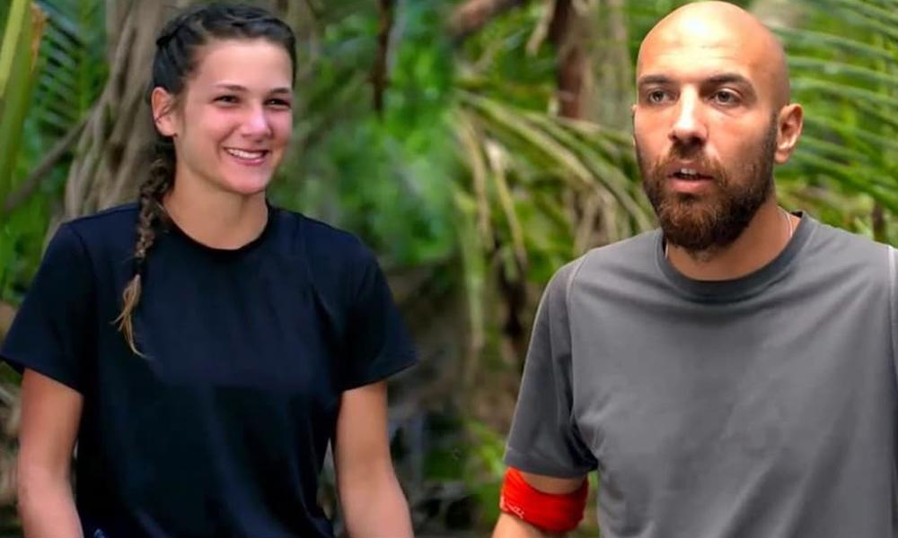 Survivor'da Nisa, Sercan'ı reddetti