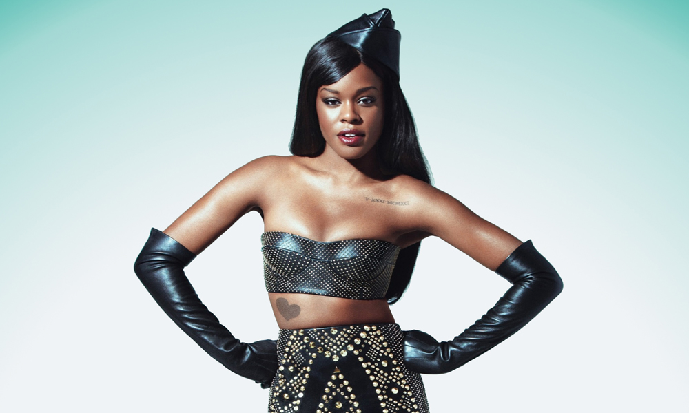 Kedisini yakan şarkıcı Azealia Banks'e büyük tepki