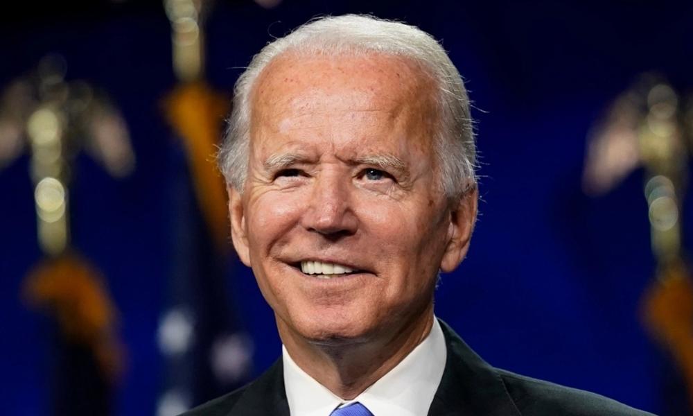 Joe Biden, Twitter'da sadece o ünlüyü takibe aldı!