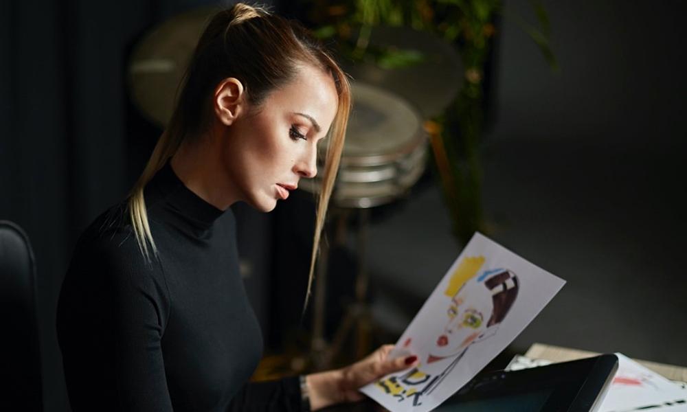 Simay Kışlaoğlu tasarımları D Maris Bay Hotel'de satışta